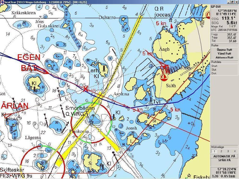 kummelbank karta AIS kummelbank karta